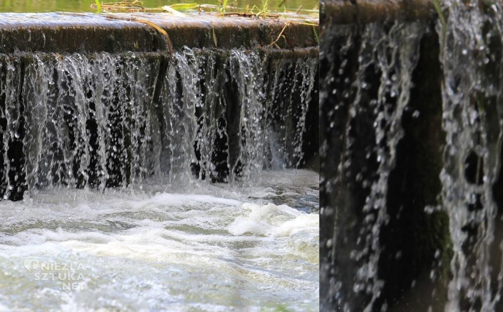 Wodospad w Kamionie fot. Andrzej Fogtt